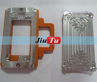 moulding machine - Bezel Frame Mold for used in Lamination Machine for iphone s s plus LCD Screen Refurbishment Mould Metal Bracket Mold