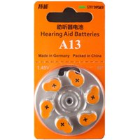 Button Cell Batteries hearing aid batteries - Dropshipping Retail NEXcell Advanc SIZE Hearing aid aids battery batteries