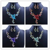 ancient china article - hot Jewelry Sets Alloy Fashion necklace set bride necklace restoring ancient ways National wind recent sautoir The bride adorn article