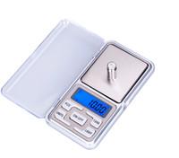 Wholesale Mini Pocket Calibration g x g g x g Digital Scale Tool Jewelry Gold Balance Weight Gram LCD