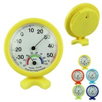 Wholesale Delicate Accurate Pointer Display Hygrometer Temperature Indoor Outdoor Humidity Meter Hot Selling