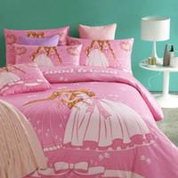 ab activities - Davebella Printing Bedding Sets Cotton Activity Suite AB Sides Good Friends Sets M M Suitable Home Textiles