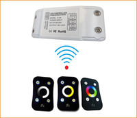 Wholesale LED mini controller A channels RF remoter DC12 V for LED strip tape modules pool light wall washer floodlight