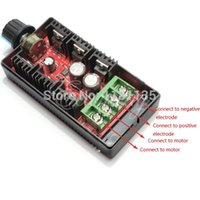 Wholesale High Quality V A W MAX for DC Motor Speed Control PWM HHO RC Controller V V V