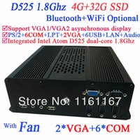 atom supplies - Supply High Quality Latest HTPC ITX with VGA COM Intel Atom D525 dual core Ghz G RAM G SSD with LVDS supported