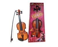 Wholesale Simulation of the violin Children s simulation can play the violin steel wire can play