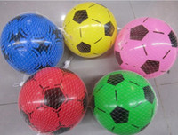 Wholesale inflatable rubber ball beach ocean for children