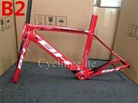Wholesale 2015 Populer bike frames carbon road racing bike frames BH G6 bicycle carbon frame Aerodynamic bicycle Frameset road cycling bike