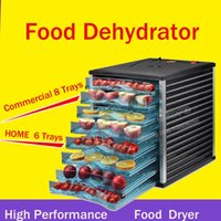 dehydrator - Commercial Home Food Dehydrator Fruit Vegetable Herbal Meat Drying Machine Snacks Food Dryer Fruit dehydrator