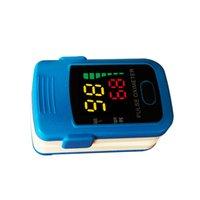 accurate pulse - Simple Operation accurate CE FDA Fingertip Oximetro de dedo Finger Pulse Oximeter Blood Oxygen Saturation SpO2 HR Monitor
