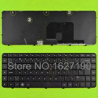 hp laptop - For HP Pavilion DV6 BLACK FRAME BLACK Reprint Big Enter NEW US layout Letter Laptop Keyboard