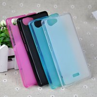 wiko cell phones - High Quality Phone Cases For Wiko Pulp G Cell Phone Soft TPU Case Screen Protector Retail and