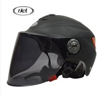 Wholesale Authentic helmet Motorcycle electric car half cover helmet
