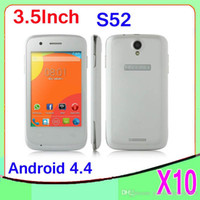 Cheap Cell Phones Best 3.5inch S52 Phones