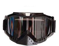 Wholesale Hotsale motocross helmet goggle open face motorcycle helmet goggles good quality Scooter Cruiser Helmet Eyewear snow Goggles