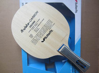 Wholesale Butterfly Table Tennis Blade VISCARIA shakehand long handle FL butterfly table tennis racket