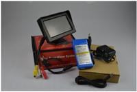 4.3 TFT LCD Audio Video Seguridad Tester CCTV leva de la cámara de prueba del monitor portátil