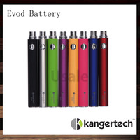 Wholesale Kanger Evod Battery Kangertech Evod mah eGo Twist Battery Original