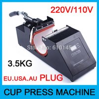 Wholesale Cheap price mug cup heat press machine