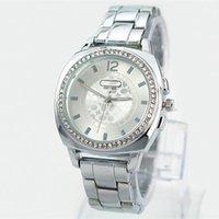 al por mayor venta al por mayor del reloj del movimiento de japón-2016 Las mujeres calientes al por mayor miran el reloj famoso de la marca de fábrica de la manera del cuarzo del dial del movimiento de Japón de la marca de fábrica del reloj famoso de la marca de fábrica