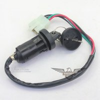 Wholesale MOTORCYCLE PARTS WIRES IGNITION KEY SWITCH cc cc cc cc ATV DIRT PIT BIKE