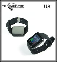 age express - 2016 newest Original U8 Sport Smart Watches Bluetooth Men Wrist Watches for Android Smart phones Express Shipping