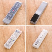 Accueil air conditionné TV télécommande jeux de protection en silicone et la veste imperméable Air conditionné de protection