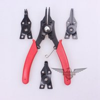 Wholesale MOTORCYCLE NEW IN SNAP RING TOOL CIRCLIP PLIER COMBINATION RETAINING CLIP BRAND NEW