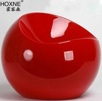 ball chair - Fashion furniture small ball chair apple chair ball chair makeup stool creative multicolor candy round stool type