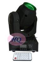 L'EXPÉDITION LIBRE a mené 30W 4IN1 RGBW OU le LED a dirigé le luminaire principal de lumières de feux de dj de boule d'éclat de scène d'effet d'éclairage de scène le meilleur prix