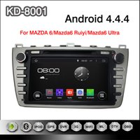 android wma support - Capacitive Touch Screen Android inch Car DVD GPS For Mazda Support DVR OBD Built in WiFi G With Canbus