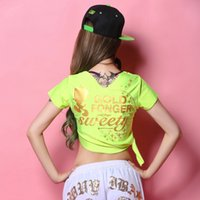 ballet dance bars - sexy According to the new nightclub bar girl ballet dance costumes DS lead dancer clothes hip hop jazz dance multicolor small blouse