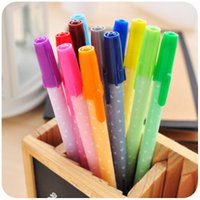 Wholesale C02 jelly color gel pen color pen