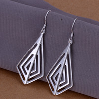 Cheap 2015 new arrivals fashion western earrings , 925 sterling silver earrings Mix order , factory direct sale wholesale