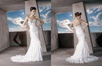 Cheap Sheath/Column Backless Wedding Dresses Best Reference Images Strapless Vestido De Noiva Dresses