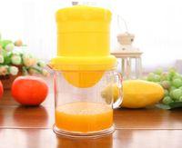 automatic filter press - New Sport Glass Vigor Citrus Lime Lemon Cup Fruit Press Juicer Filter Water Tea Bottle ml