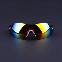 Wholesale Freeshipping Rimless Men Women UV400 Black Cycling Sunglasses Sport Bicycle Glasses Mountain Bike Goggles Ciclismo Eyewear