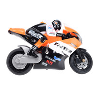 Wholesale JXD G CH Radio Control Car Scale RC Racing Speed Motocycle with LED Light Stunt Drift Motorcycles Boys Electric Toys