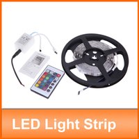 led light roll - Ultra Bright M LED Flexible Strip Light SMD LED DC V W M Non Waterproof RGB Light Strip Roll Controller