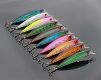 Wholesale Minnow Fishing Lure Quality G CM Hard Bait Pesca Fishing Tackle isca artificial Colors