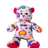 build a bear - 17 in Hearts and Hugs Bear plush toys as Valentine s day and birthday gift Build A Bear