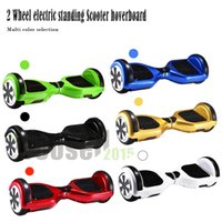 motor scooter - USA Stock inch Two wheel Scooter Unicycle mah Battery self balance electric Scooters Balancing Motor Skateboard