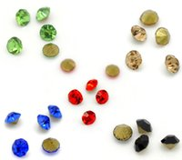 Wholesale New Fashion Mixed Point Back Rhinestones for Jwelerry ss4