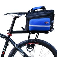 Wholesale 2015 new bicycle bag ride bags equipment bags after shelf large bag mountain cycling bike packs package RF11