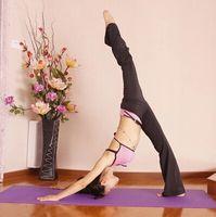beginner yoga kits - SGS certified New Brand mm TPE Yoga Mat Gym Mats Non Slip Pilates Physio Fitness Home Gym pad Beginner Yoga Outdoor Kit cushion