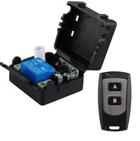 Wholesale V ch rf Wireless remote control switch system inter lock Switch Tansmitter Receiver