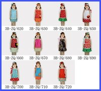Wholesale 01 Newborn Baby Dress Clothes Christmas Toddler Holiday Pillowcase Dresses With Headband
