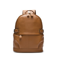 Wholesale High Quality New Backpack Brand Design Guarantee Genuine Leather Women Backpacks With Travel School bags Casual Bolsas