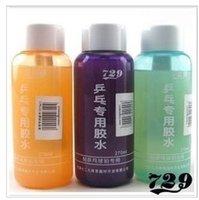 Wholesale table tennis racket rubber glue ml