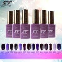beauty product online - Purple Nail Polish Gel Gelpolish ml of Beauty Product for MC Makeup made in Phenolic Resin by Online Shopping